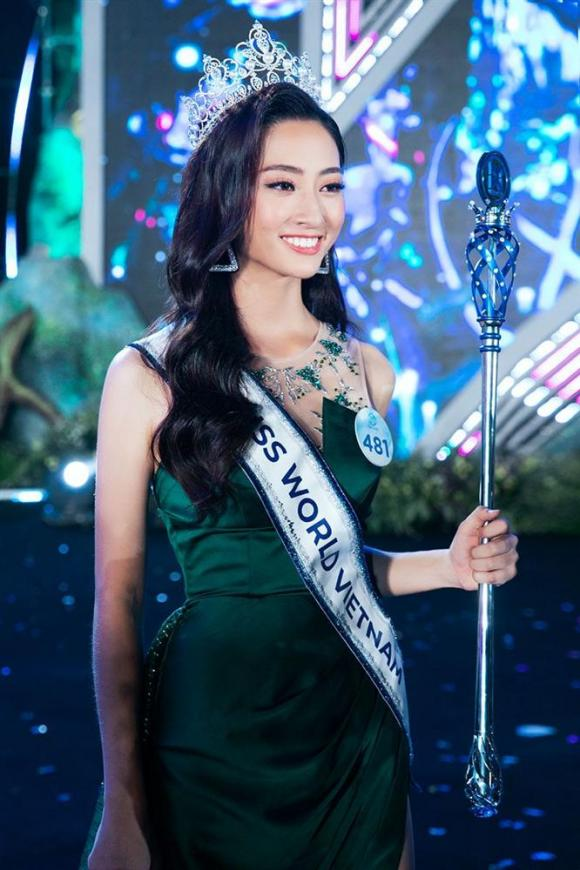 hoa hậu Thế giới Việt Nam 2019,Lương Thuỳ Linh, Nguyễn Hồng Thuận, sao Việt