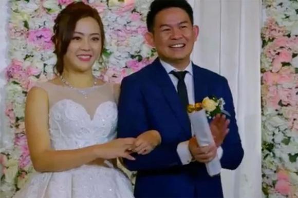 cặp đôi Singapore, đám cưới, con nhà giàu châu Á