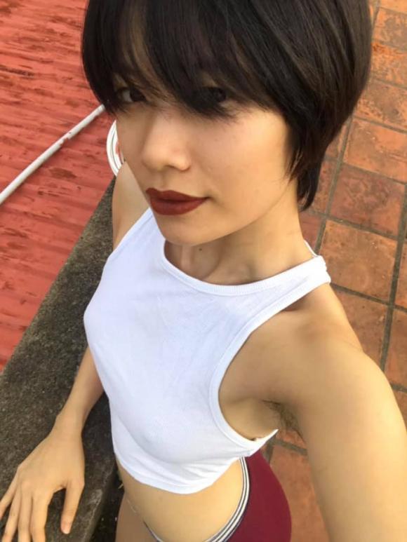 Trà My, diễn viên Thương nhớ ở ai, sao Việt