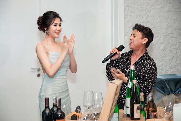 Phương Đài, Trương Ngọc Ánh, CHLOE Gallery