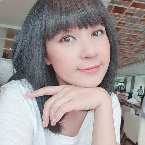 Việt Trinh,Việt Trinh đổi tóc mới,sao Việt