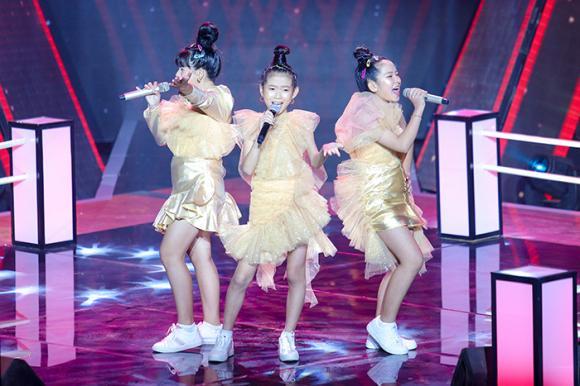 Hương Giang,Giọng hát Việt nhí,sao Việt