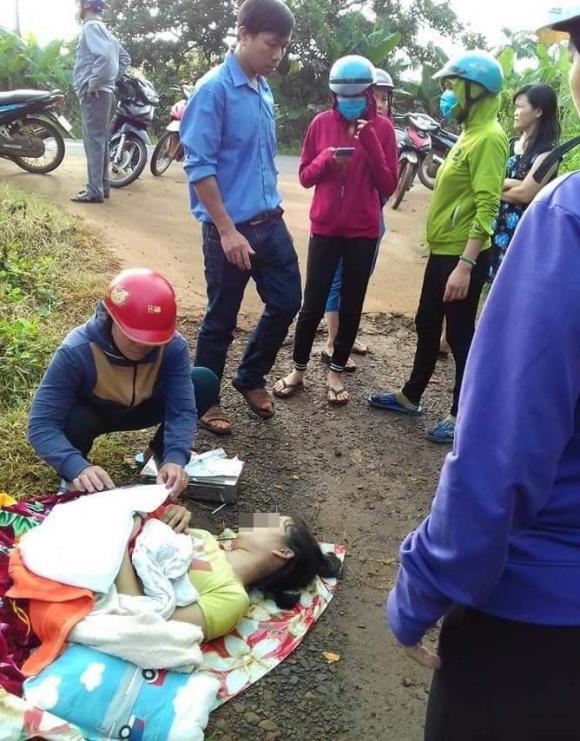 Sản phụ bị taxi đuổi xuống xe, tin nóng, bé sơ sinh tử vong