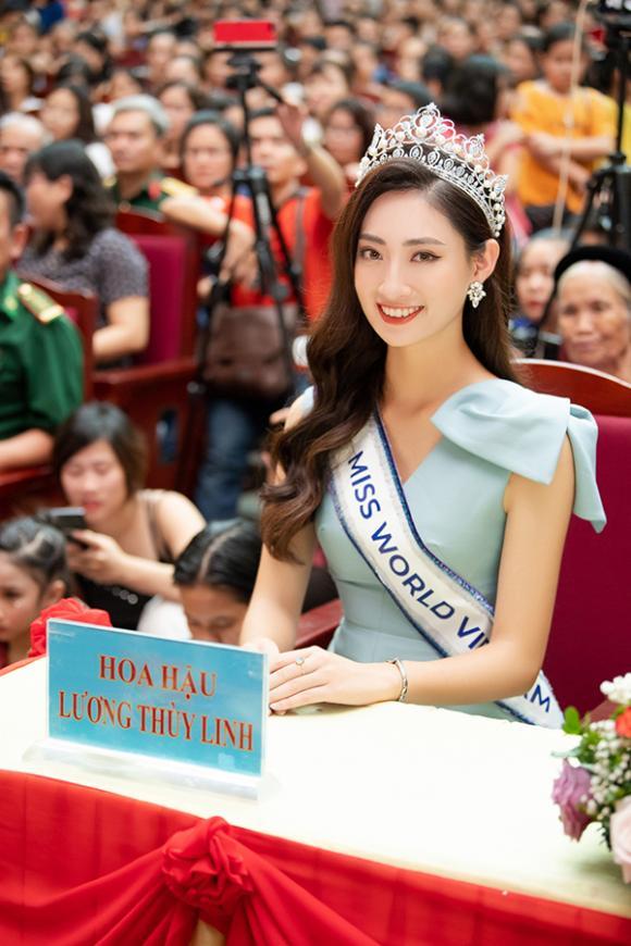 Lương Thuỳ Kinh, Miss World Việt Nam 2019, Hoa hậu Thế giới Việt Nam 2019, sao Việt