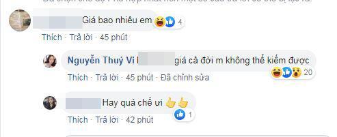 Thúy Vi, hot girl cà mua, hot girl Thúy Vi, tình cũ Phan Thành