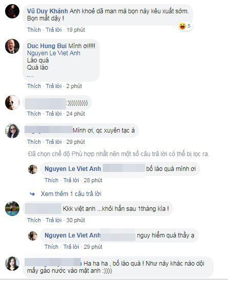 Việt Anh, MC Quyền Linh, sao Việt