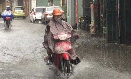 Hà Nội, Mưa lớn, Thời tiết