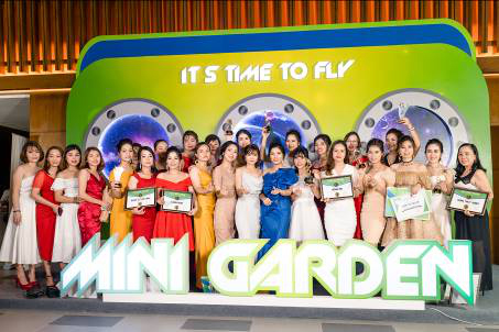 Mini Garden Summer Kick Off 2019, CEO Đào Thu Ngân