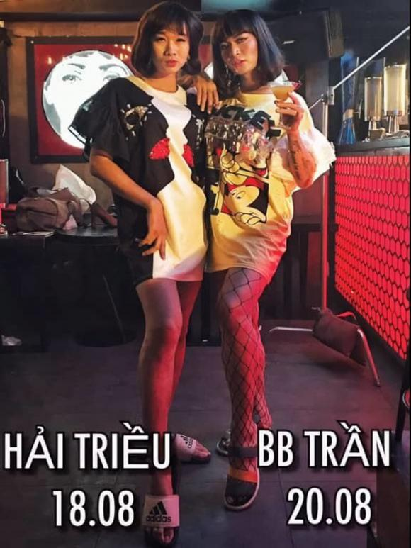 BB Trần, Hải Triều, sao Việt