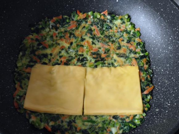 sushi, rong biển, rau cải bó xôi, phô mai, trẻ ăn rau, tăng chiều cao