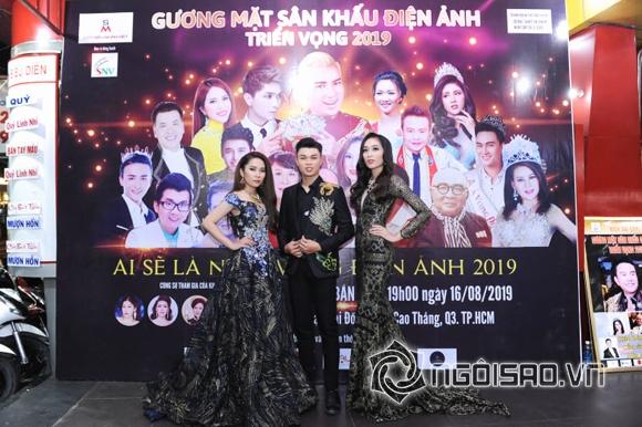Ký Quốc Đạt, Gương mặt sân khấu điện ảnh triển vọng 2019