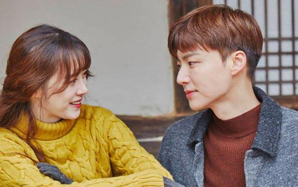 Goo Hye Sun,Ahn Jae Hyun,sao Hàn