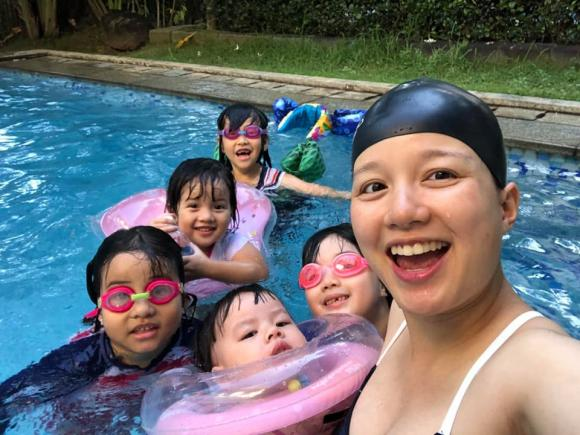 MC Minh Trang,  trầm cảm khi mang bầu