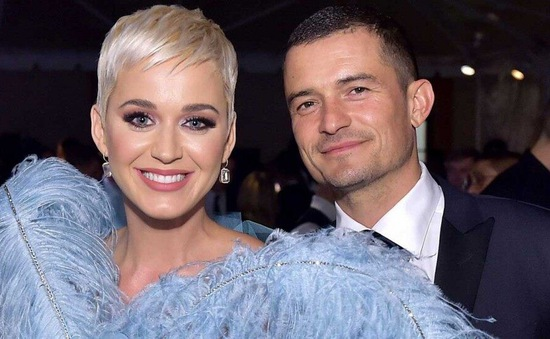orlando bloom, katy perry, sao hollywood