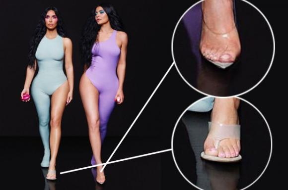 kim kardashian, kylie jenner, lỗi photoshop, sao hollywood
