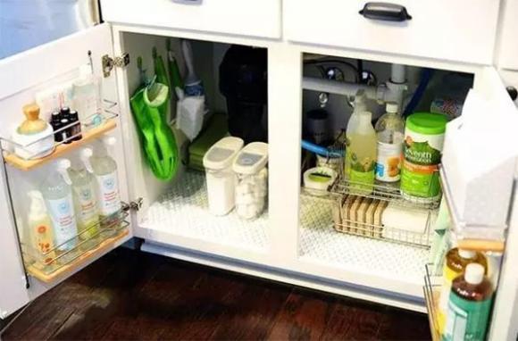 cách bố trí nhà bếp gọn gàng, nhà bếp ở Nhật, lưu ý khi bố trí nhà bếp