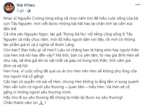 H'Hen Niê, Hoa hậu H'Hen Niê, ntk việt hùng