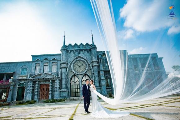 Giới trẻ háo hức với Lễ hội cưới lớn nhất miền Bắc ngay gần trung tâm Hà Nội