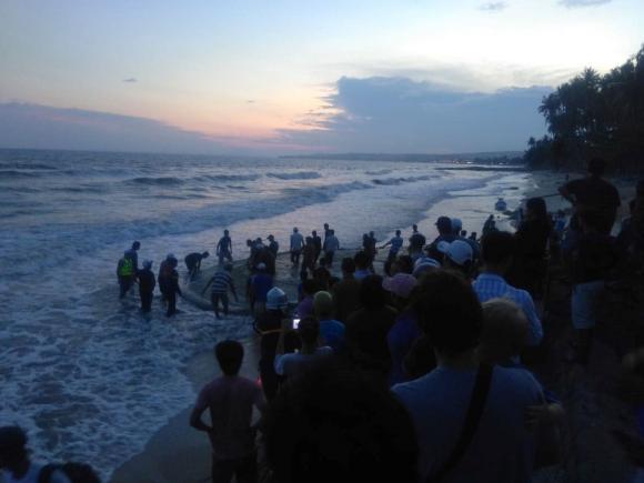 tắm biển, Bình Thuận, sinh viên
