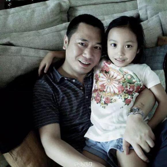 Triệu Vy,con gái Triệu Vy,sao Hoa ngữ