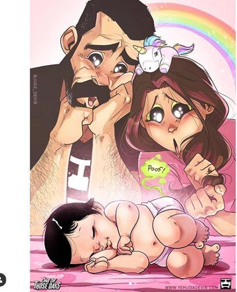 vợ chồng, cuộc sống vợ chồng, cuộc sống khi có con, cuộc sống vợ chồng khi có con