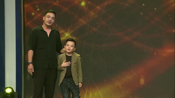 Bố là số 1, bé Thiên Ân, bé Huỳnh Ý, bé Thiên Bảo