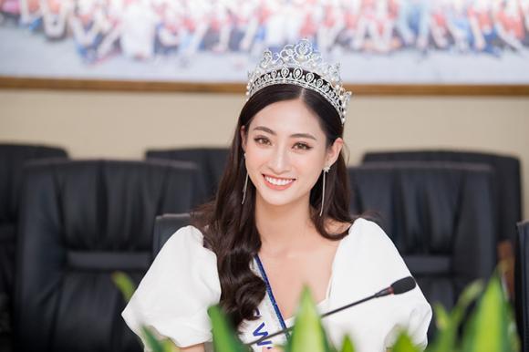 Lương Thuỳ Linhm ,Miss World Việt Nam 2019, Hoa hậu Thế giới Việt Nam 2019, sao Việt