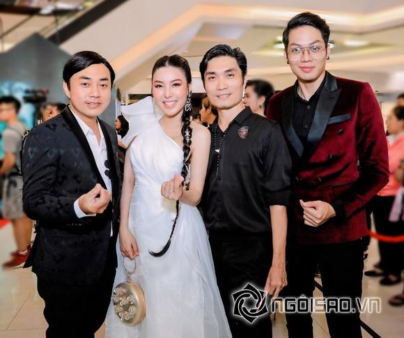 Hoa hậu Băng Khuê, Đan Trường, Sao việt