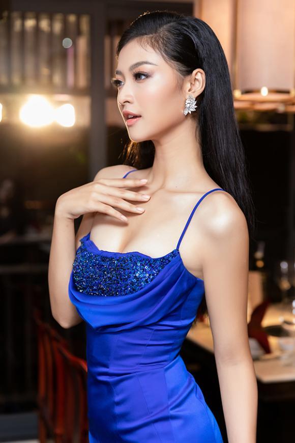 Á hậu Kiều Loan,Miss World Việt Nam,sao Việt