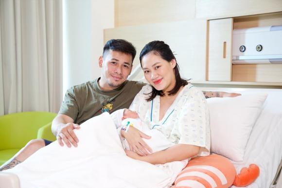 Pông Chuẩn, Pông Chuẩn sinh con lần hai, bạn thân Đàm Thu Trang, sinh con lần hai, vượt cạn lần hai