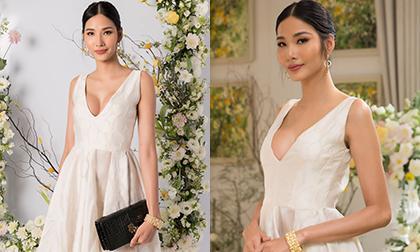 H'Hen Niê, Hoàng Thùy, Hoàng Thùy thi Hoa hậu Hoàn vũ, H'Hen Niê nhận xét về Hoàng Thùy, hoa hậu hoàn vũ