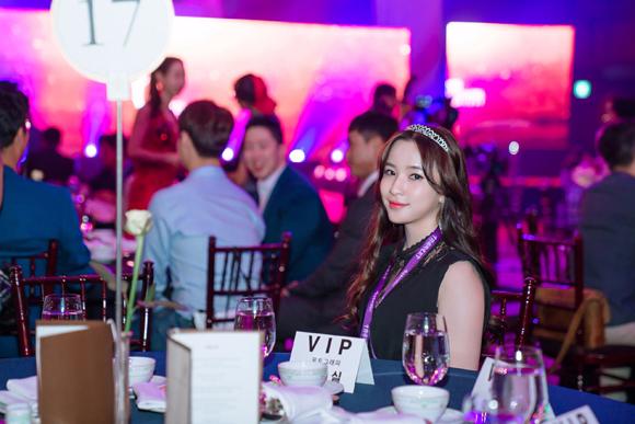 Yoo Mee, siêu mẫu Châu Á 2019, Doanh nhân Dương Thị Thanh Nhi