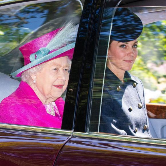 công nương kate, nữ hoàng anh, hoàng gia anh