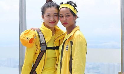 hoa hậu H'Hen Niê, á hậu Lệ Hằng, sao Việt, Cuộc đua kì thú 2019