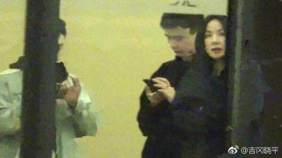 Goo Hye Sun,Tạ Đình Phong,Tống Tổ Nhi,sao Hoa ngữ,Vương Phi