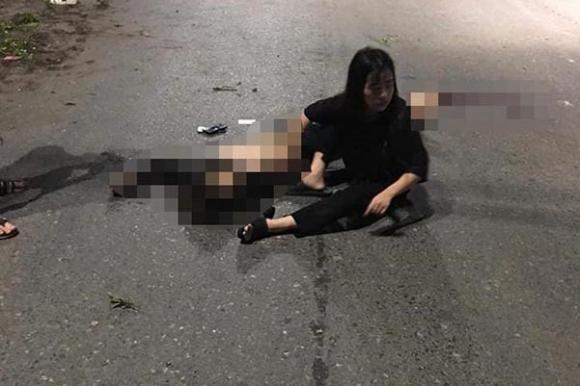 Xe máy kẹp 5 lao dải phân cách, Tai nạn 4 người chết ở Thái Nguyên, Tai nạn giao thông