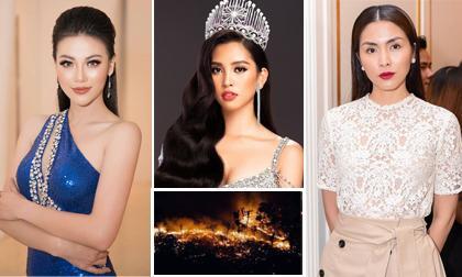 Phương Khánh, Hoa hậu Trái đất Phương Khánh, sao Việt