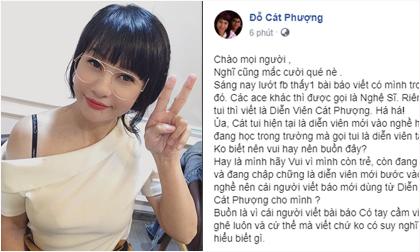 nghệ sĩ Cát Phượng, sao Việt