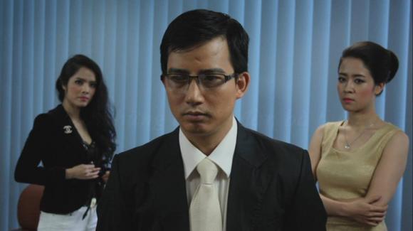 diễn viên Lê Hồng Quang, hoa hồng trên ngực trái, sao Việt
