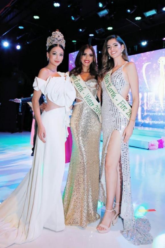 Phương Khánh, Hoa hậu Trái đất, sao Việt