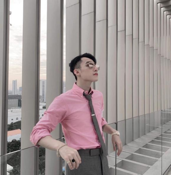 sao nam Việt, sao nam Việt diện đồ hồng, thời trang sao nam Việt, thời trang sao