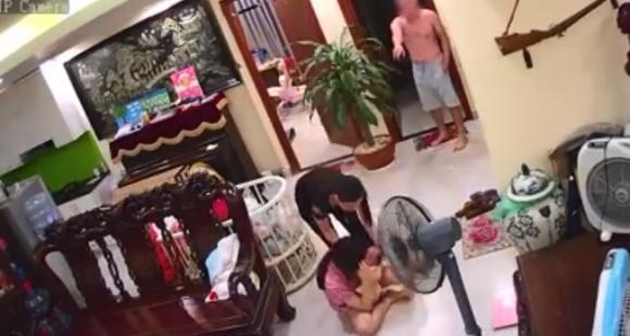võ sư đánh vợ, clip võ sư đánh vợ, sao việt lên tiếng về việc võ sư đánh vợ, võ sư