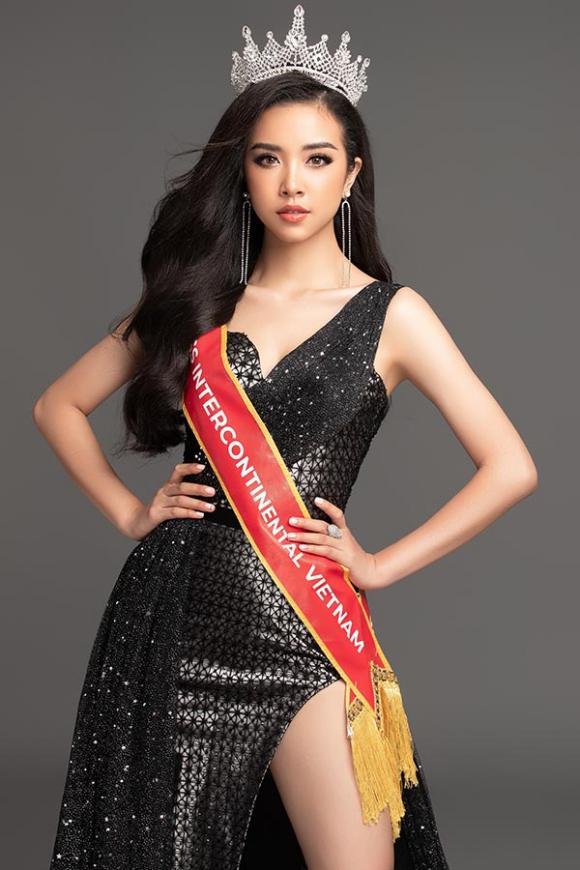 Thuý An, hoa hậu Việt Nam 2018, Miss Intercontinental 2019