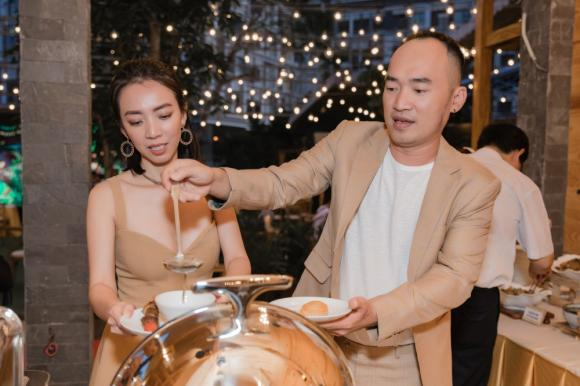 Thu Trang, Tiến Luật, sao Việt
