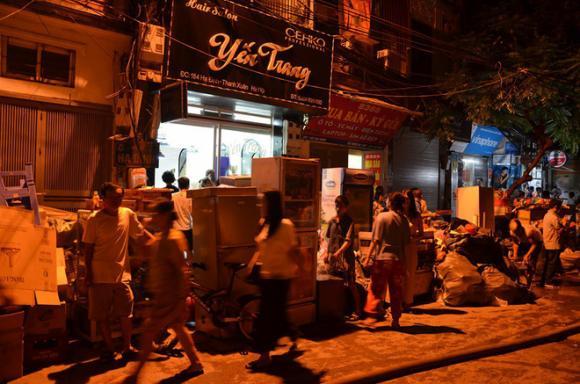 cháy nổ, hoả hoạn, Thanh Xuân, Hà Nội,  bóng đèn, Phích nước Rạng Đông