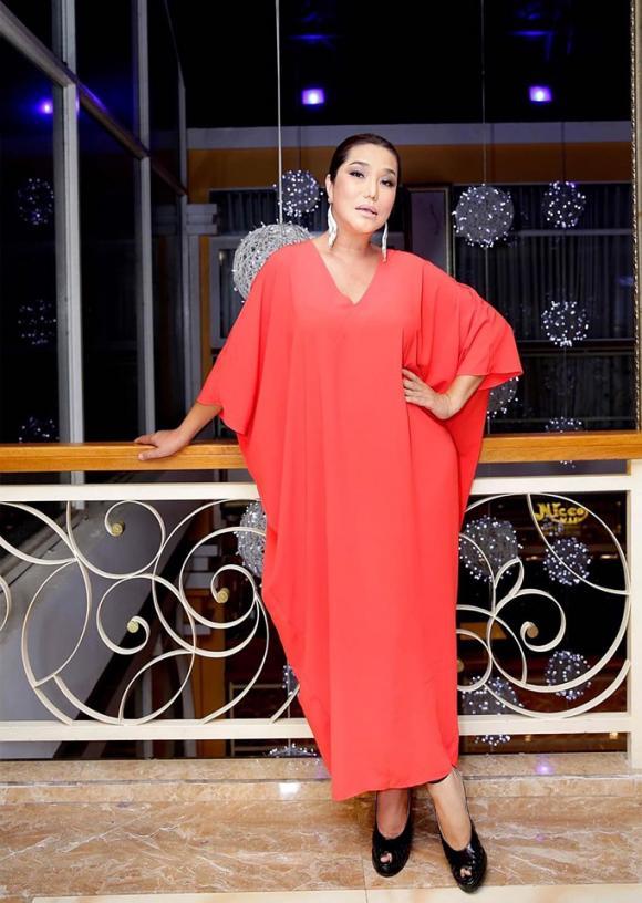 Cindy Thái Tài , ca sĩ chuyển giới, sao Việt