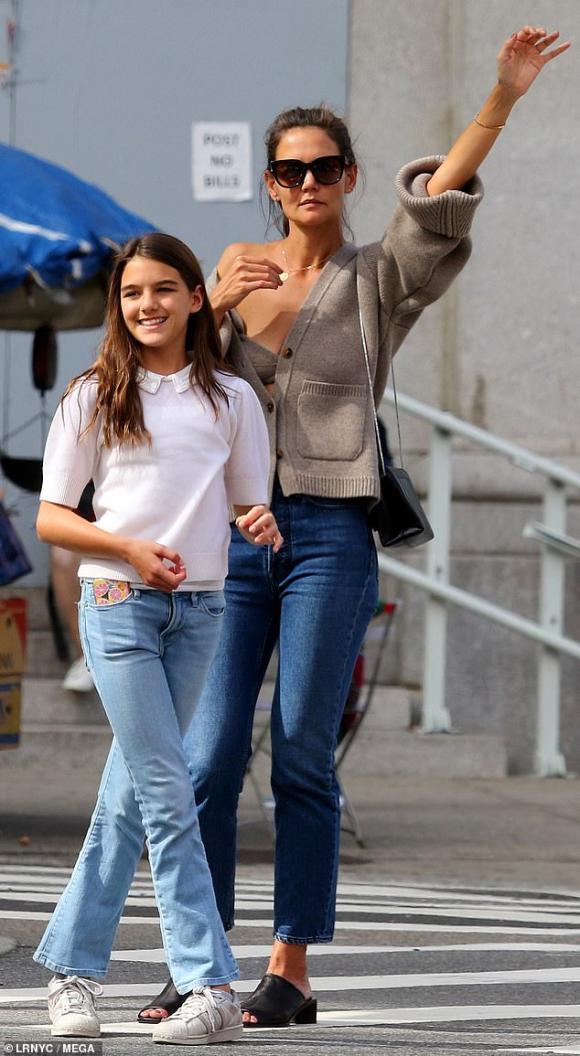 Katie Holmes,Suri Cruise,sao Hollywood