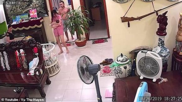 Võ sư đánh vợ, Nguyễn Xuân Vinh, Bạo lực gia đình