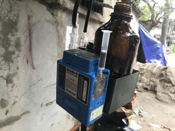 cháy nổ, hoả hoạn, Công ty cổ phần bóng đèn phích nước Rạng Đông, môi trường,