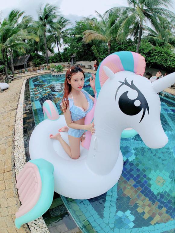 Midu,sao Việt,Midu diện bikini